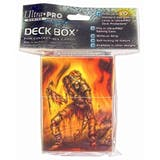 Ultra Pro Death March Deck Box by Monte Moore (60 Count Case)